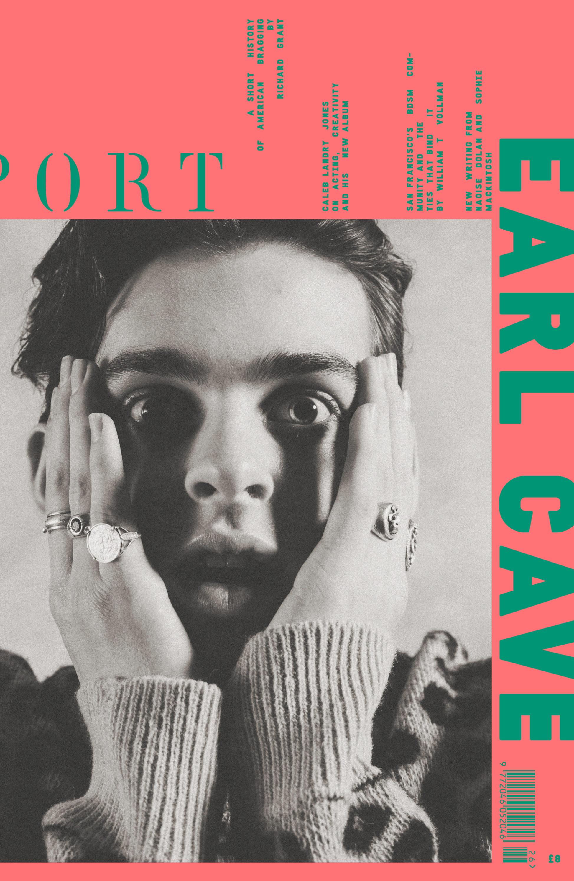 EARL CAVE | PORT MAGAZINE