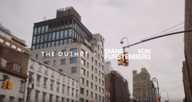 X DIANE VON FURSTENBERG | THE OUTNET