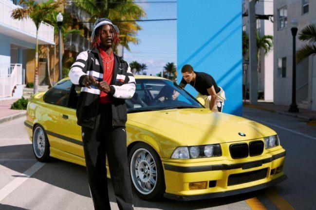 X BMW   PUMA