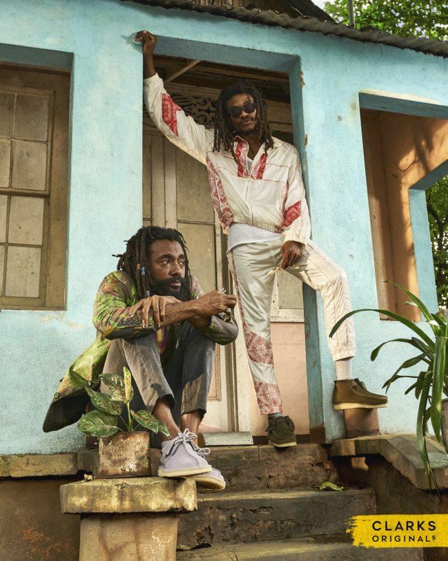 CLARKS & JAMAICA | CLARKS