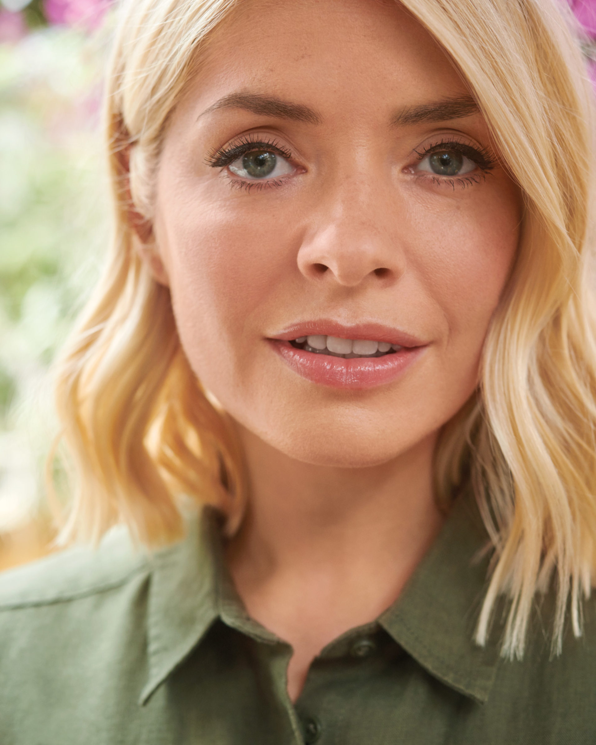 X HOLLY WILLOUGHBY | M&S