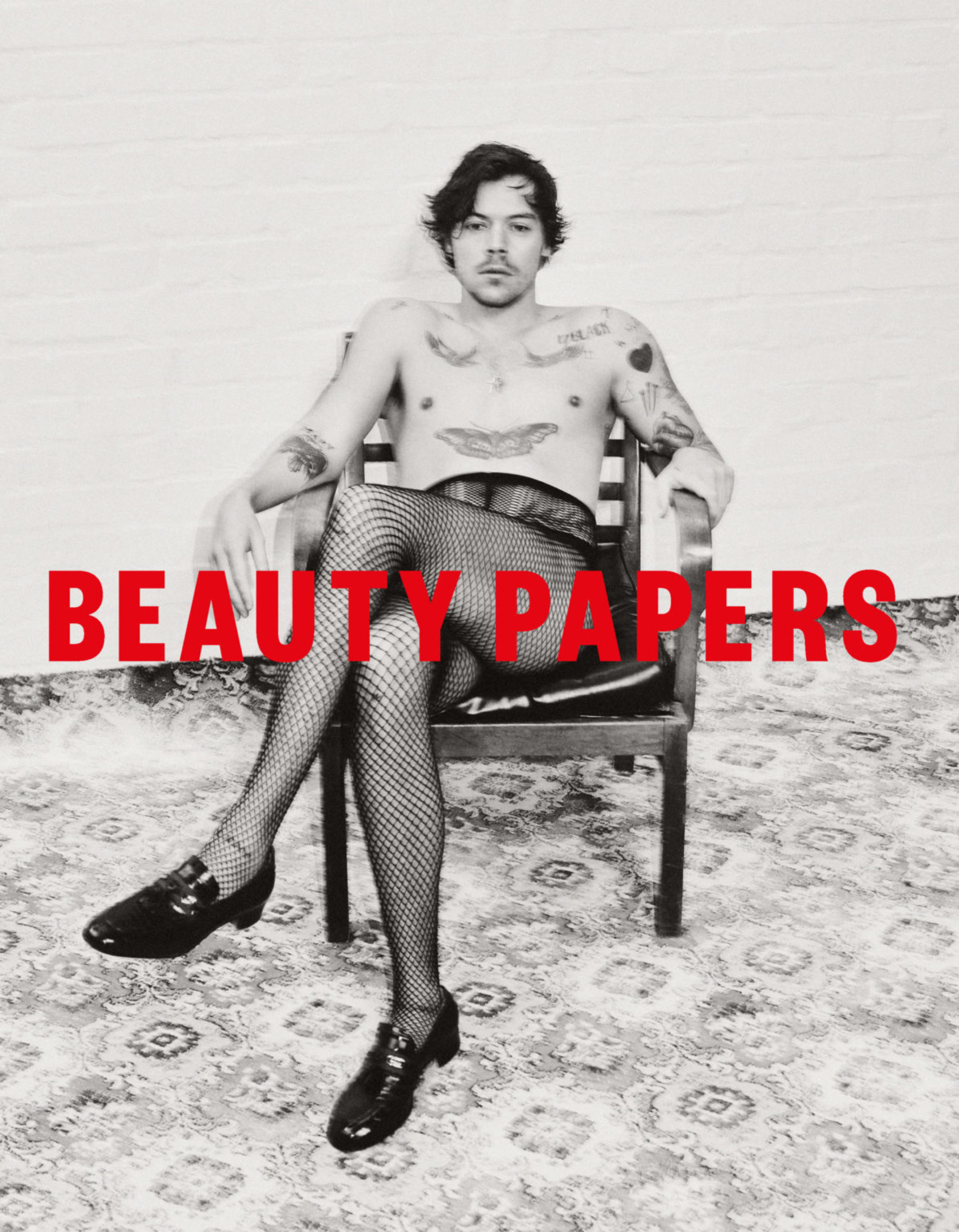 HARRY STYLES | BEAUTY PAPERS