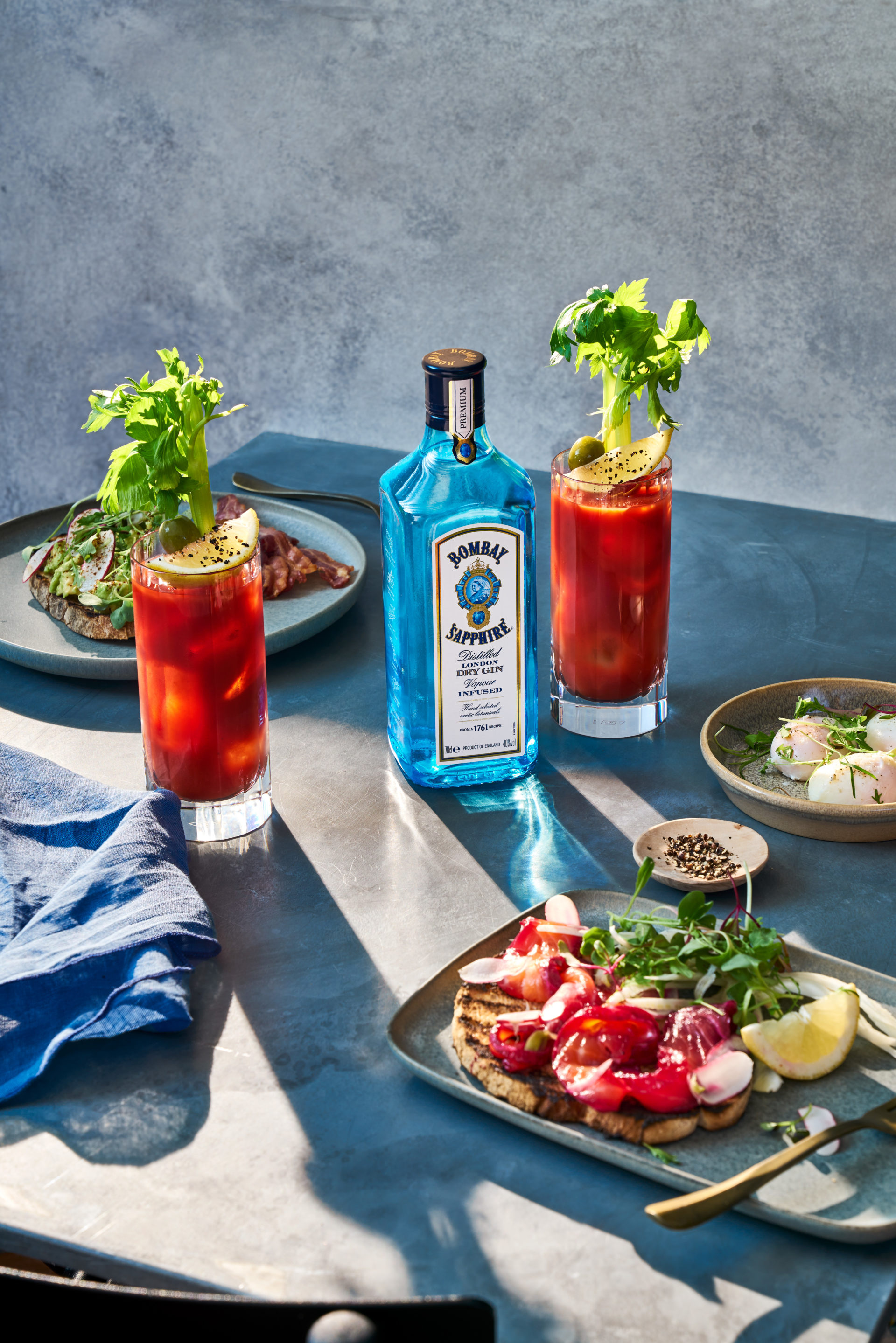COCKTAILS | BOMBAY SAPPHIRE