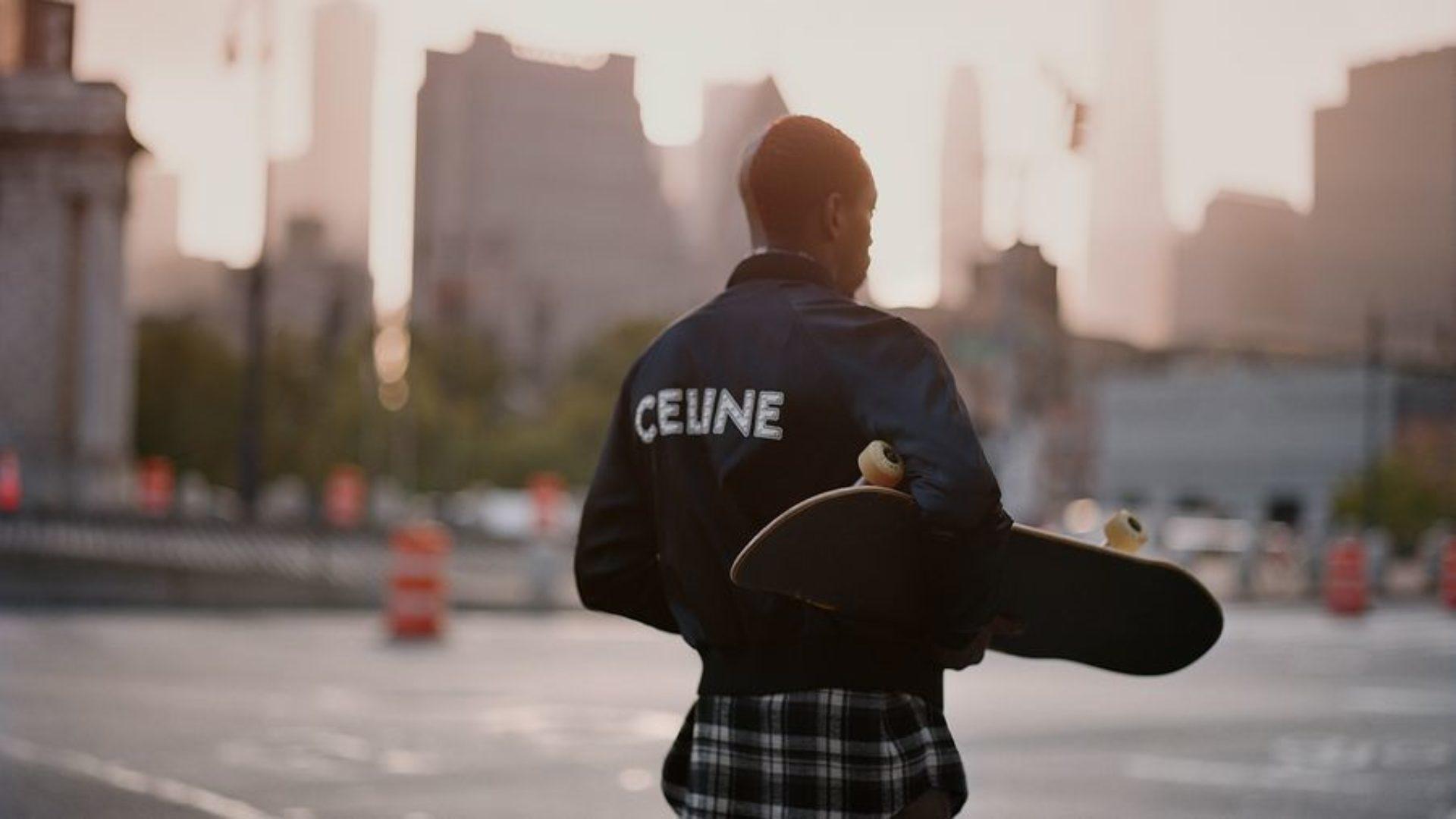 MR PORTER / CELINE | MR PORTER