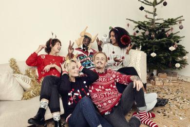 CHRISTMAS FAMILY | GEORGE