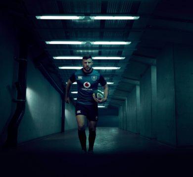 IRISH RUBGY FOOTBALL UNION | CANTERBURY