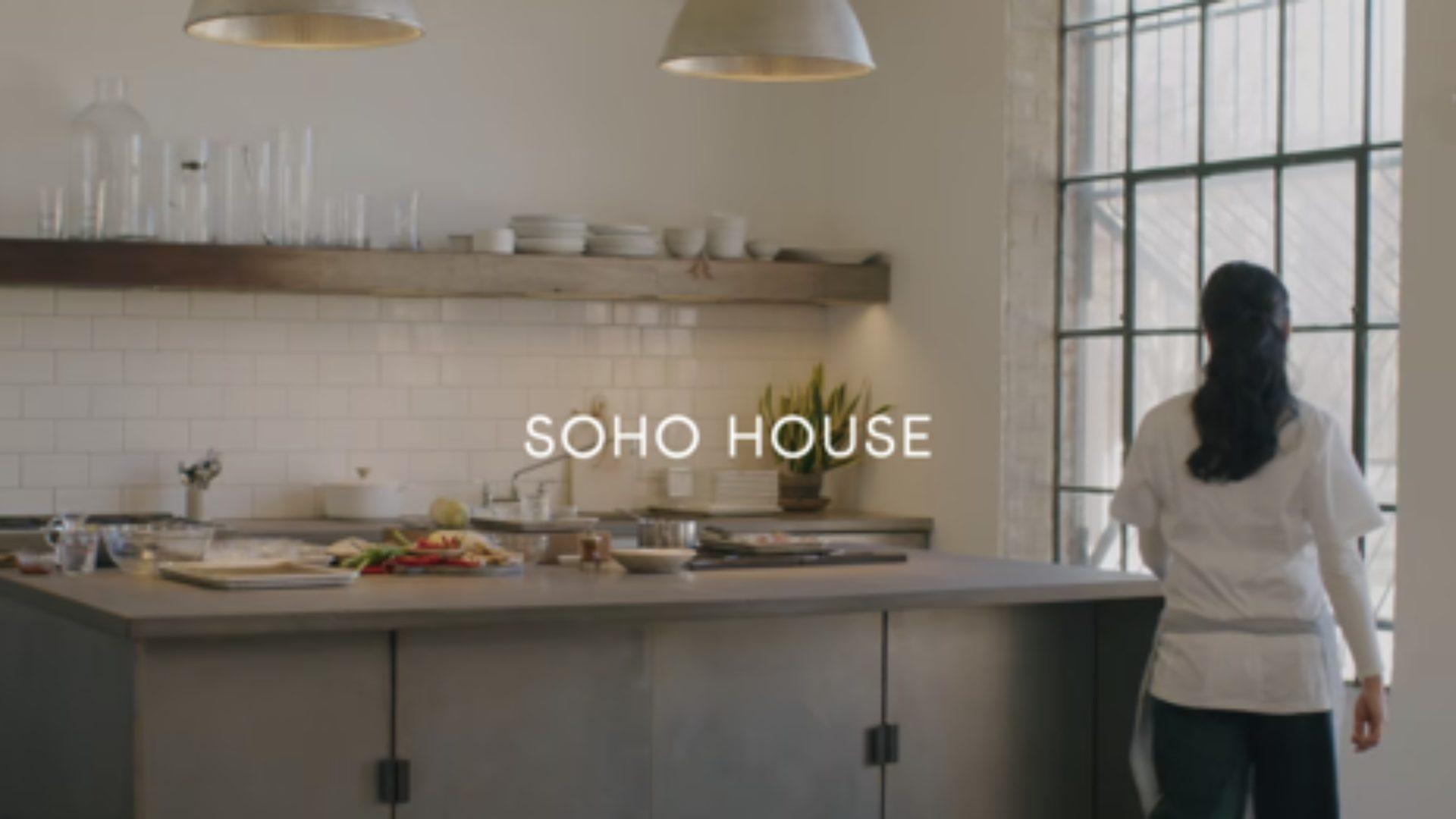 SOHO HOUSE x CHEF JUDY JOO   SOHO HOUSE